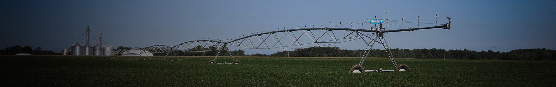 valley irrigation videos