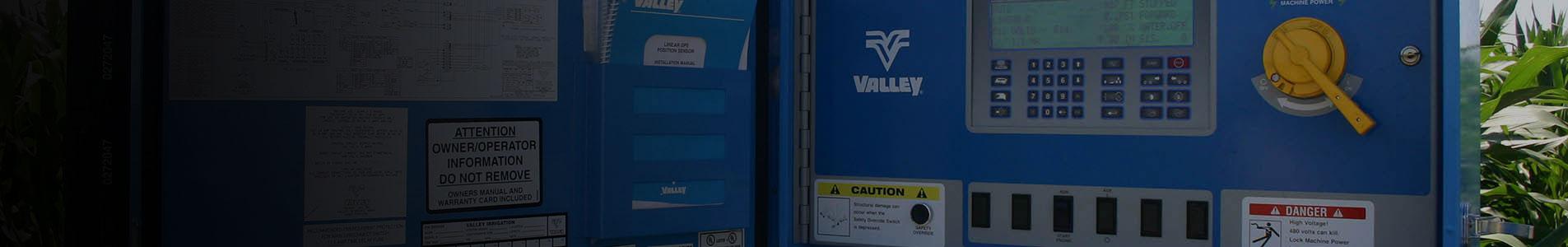 valley autopilot linear control panel - irrigation control panel solution