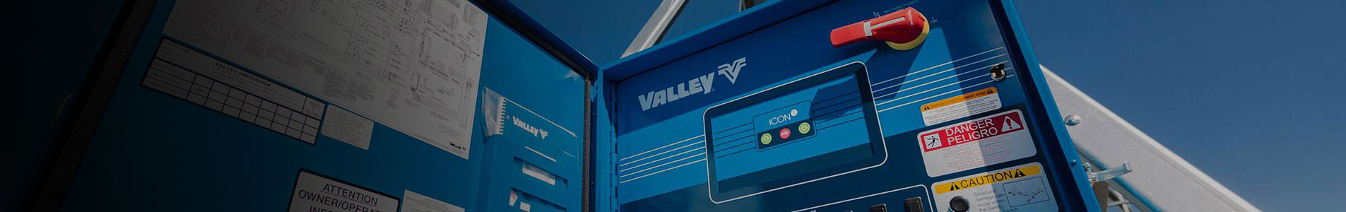 valley icon1 smart panel - irrigation control panel solution
