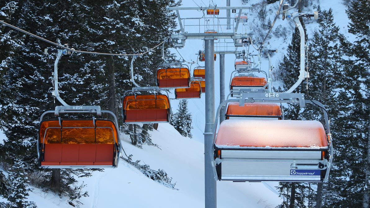 powder coatings Utah sample of work ski