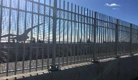 American Galvanizing Ornamental Fence