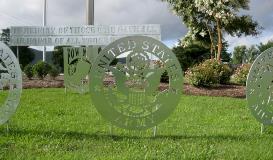 Birmingham Galvanizing Armed Forces Memorial