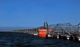Calwest Galvanizing Port Security Barriers