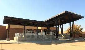 Oklahoma Galvanizing Oliver Middle School