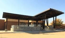 Oklahoma Galvanizing Oliver Middle School
