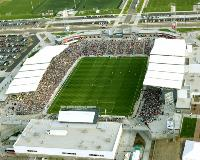 Pacific States Galvanizing Colorado Rapids Soccer Stadium