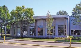 Pacific States Galvanizing Tualatin Library