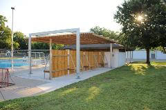 Salina Galvanizing K-State Park Shelter