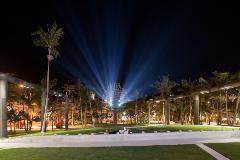 Tampa Galvanizing New World Center Soundscape