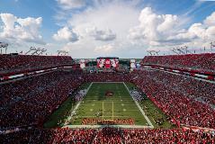 Tampa Galvanizing Tampa Bay Buccaneers Endzone