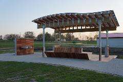 Valley Galvanizing ISU Pavilion