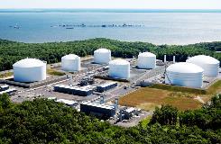 Virginia Galvanizing United Structures Gas Liquefaction 2