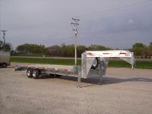 West Point Galvanizing Trailer