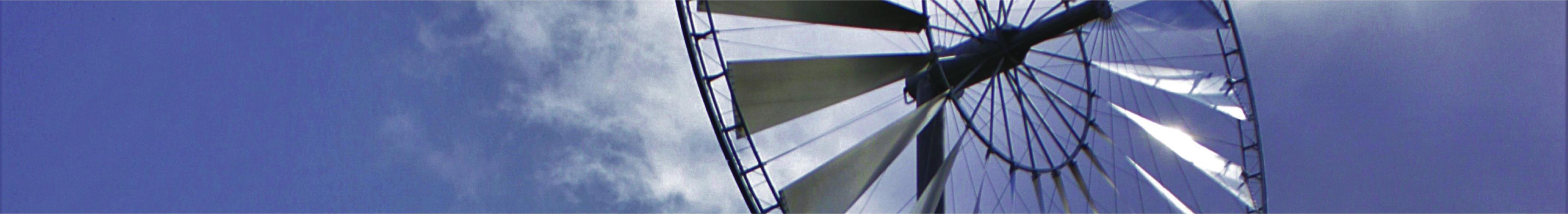 Renewable Energy Galvanizing Banner