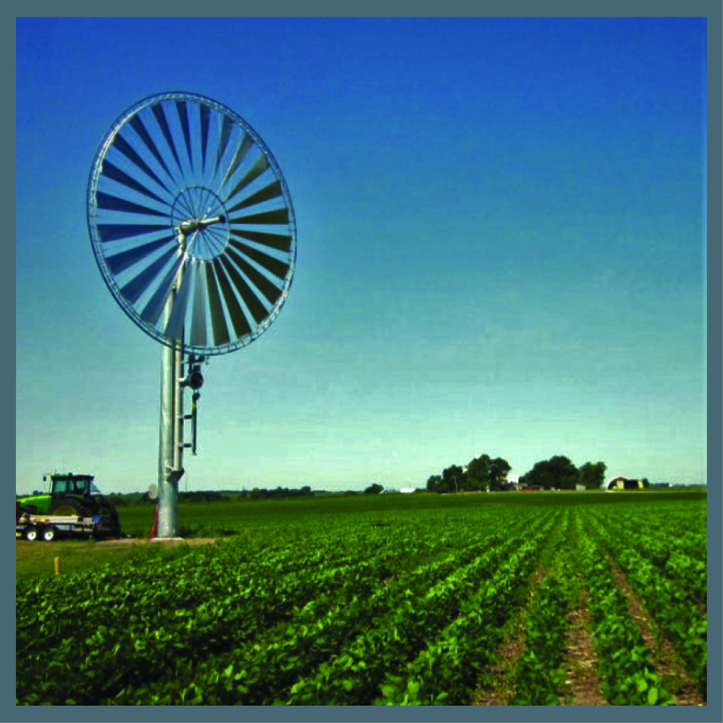 VC Alternative Energy Wind Hot-Dip Galvanizing 1