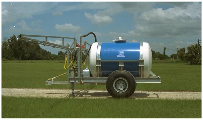 Galvanized Sprayer Agriculture