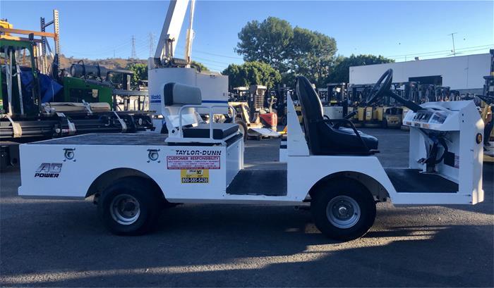 Galvanized and Powder Coated Service Vehicle OEM