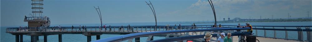 Galvanized Pier- Ontario Canada