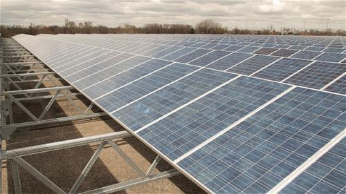 Galvanized Solar Panels Ontario Canada