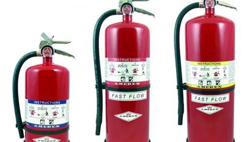 Birmingham Galvanizing Fire Extinguishers