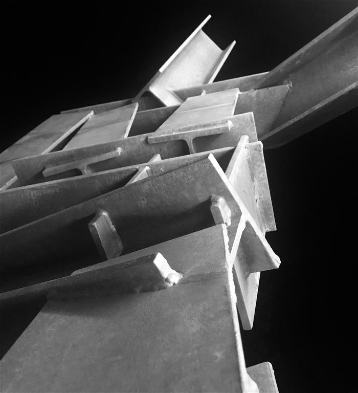 Galvanized Sculpture Birmingham AL
