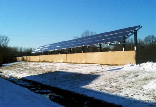 Galvanized Solar Panels Illinois