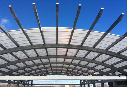 Galvanized Structure Illinois