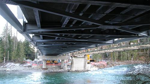 Galvanized Steel Bridge Oregon