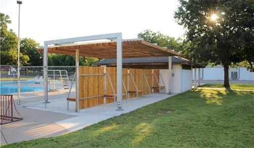 Galvanized Park Shelter Kansas