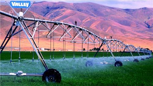 Galvanized Valley Irrigation Equipment