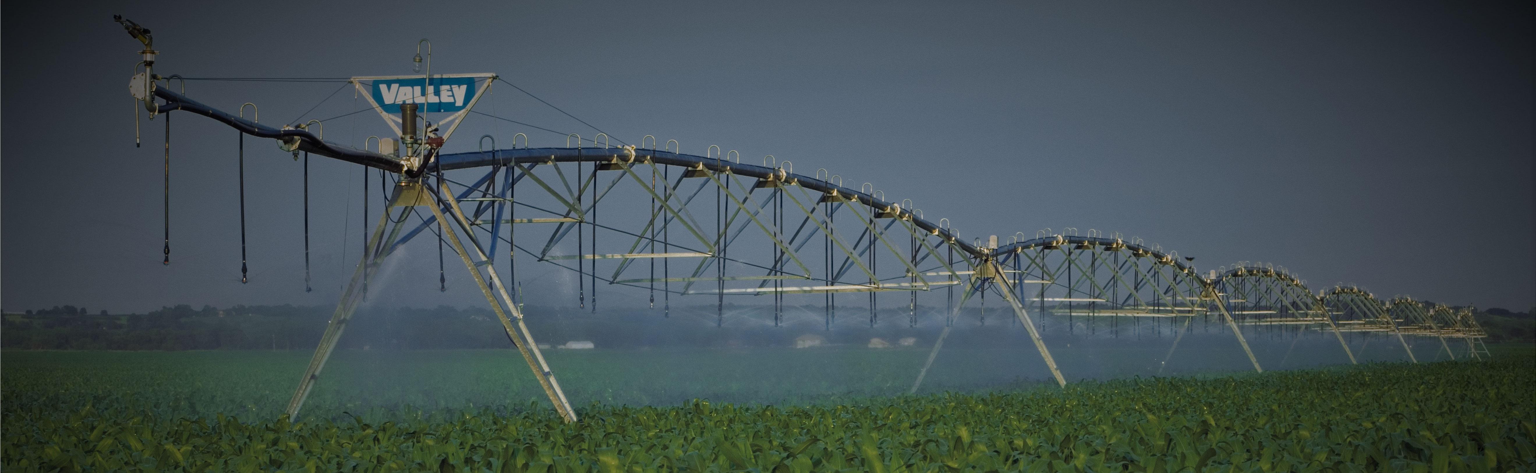 Hot-Dip Galvanized Valley Irrigation Machine 1