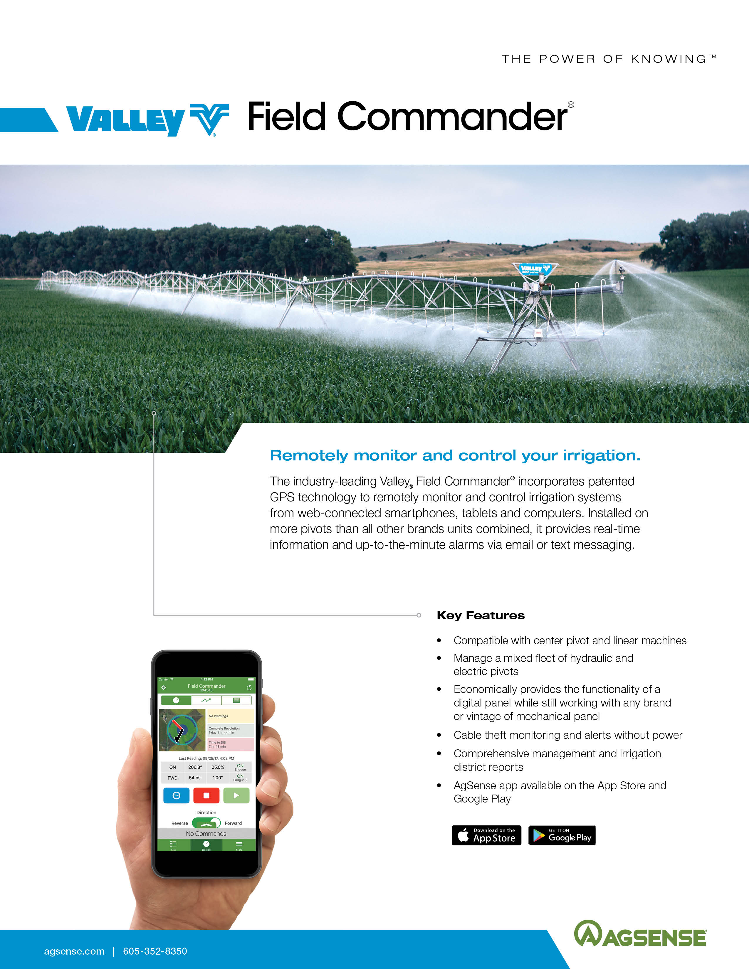 agsense field commander brochure