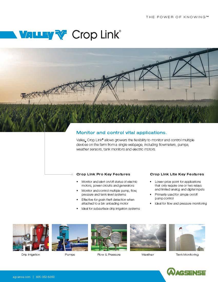 agsense crop link brochure
