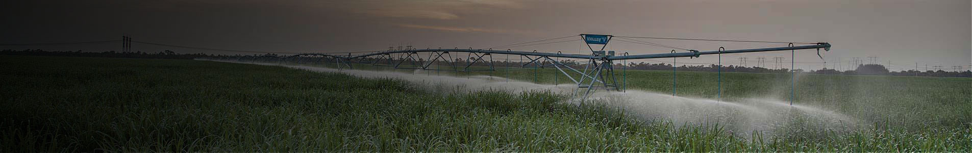 valley rainger linear irrigation machine