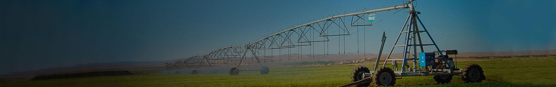 valley universal linear irrigation machine
