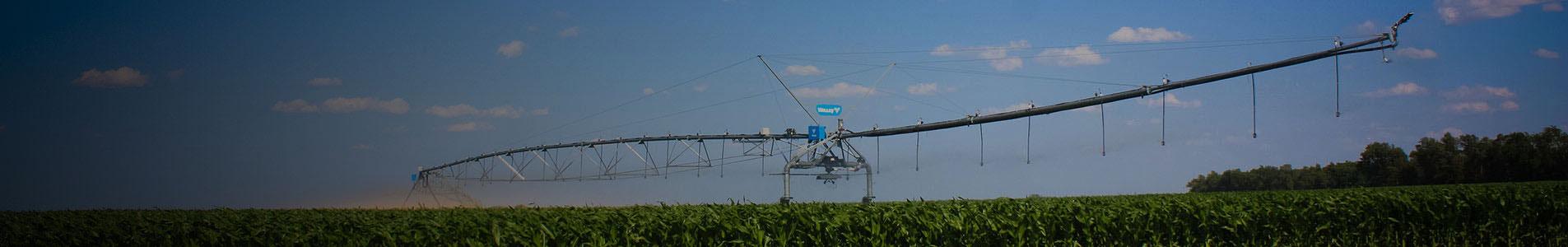valley precision corner irrigation