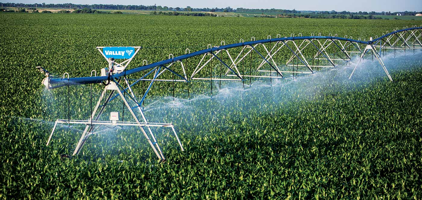 valley center pivot irrigation system