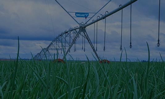 valley irrigation solutions - center pivots