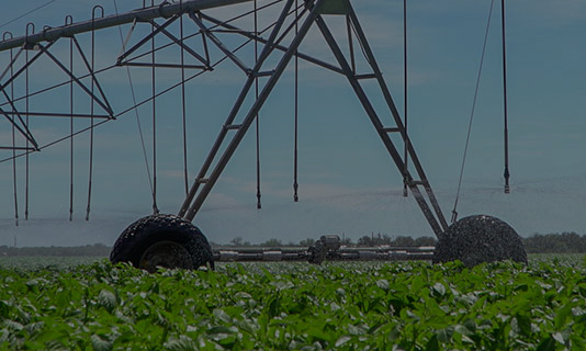 valley irrigation solutions - drive train