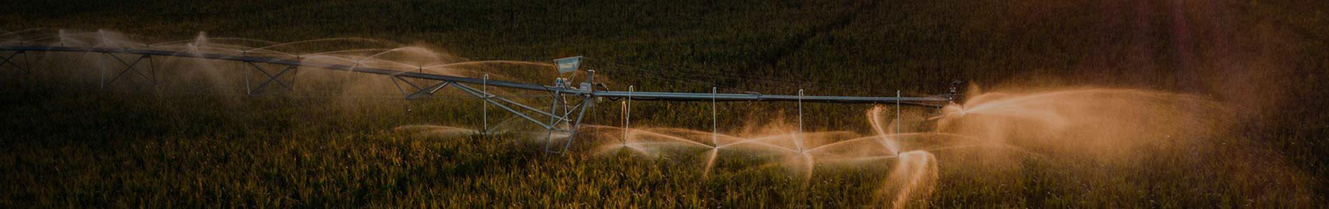 valley irrigation media