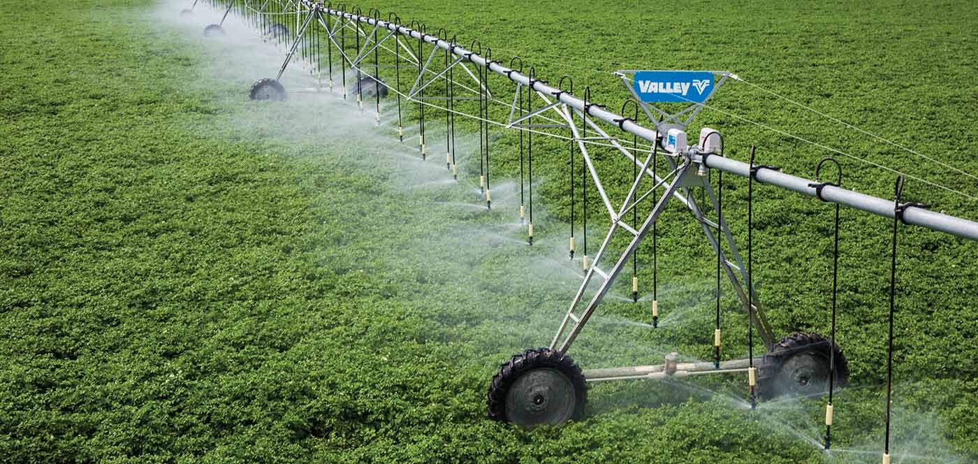 valley variable rate irrigation speed control - vri speed control;