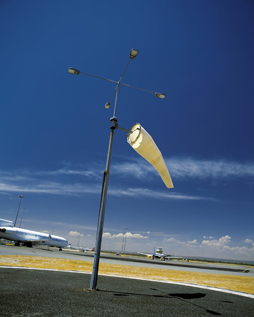 Special Applications - Wind Indicator Poles