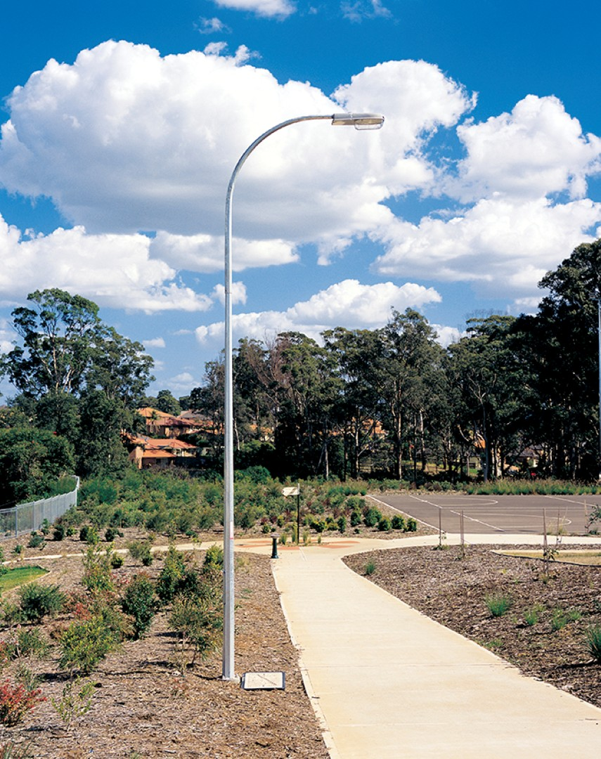 Street Lighting - Avenue Poles