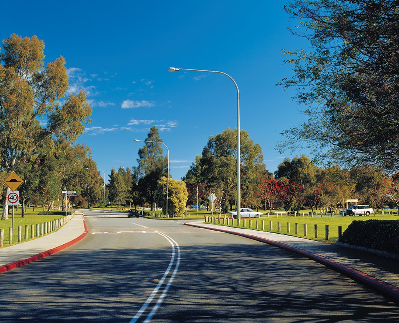 Street Lighting - Freeway Poles