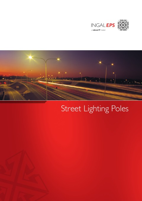 Street Lighting Poles Brochure