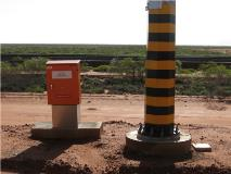 FMG Thomas Yard - Lowering Systems - Seesaw Poles