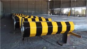 FMG Thomas Yard - Lowering System - Seesaw Pole