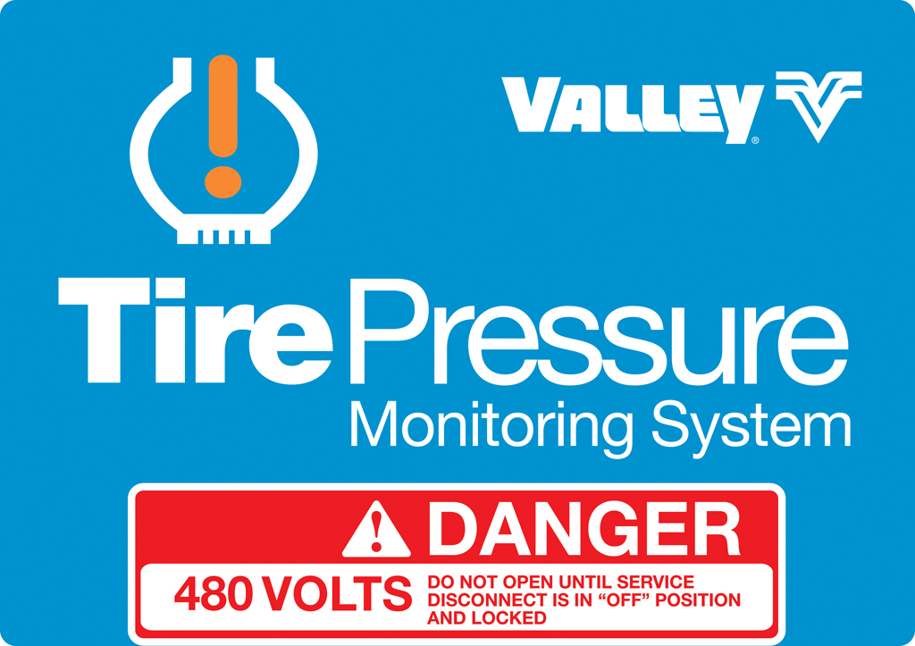 Valley Tire Pressure Monitoring System (TPMS)
