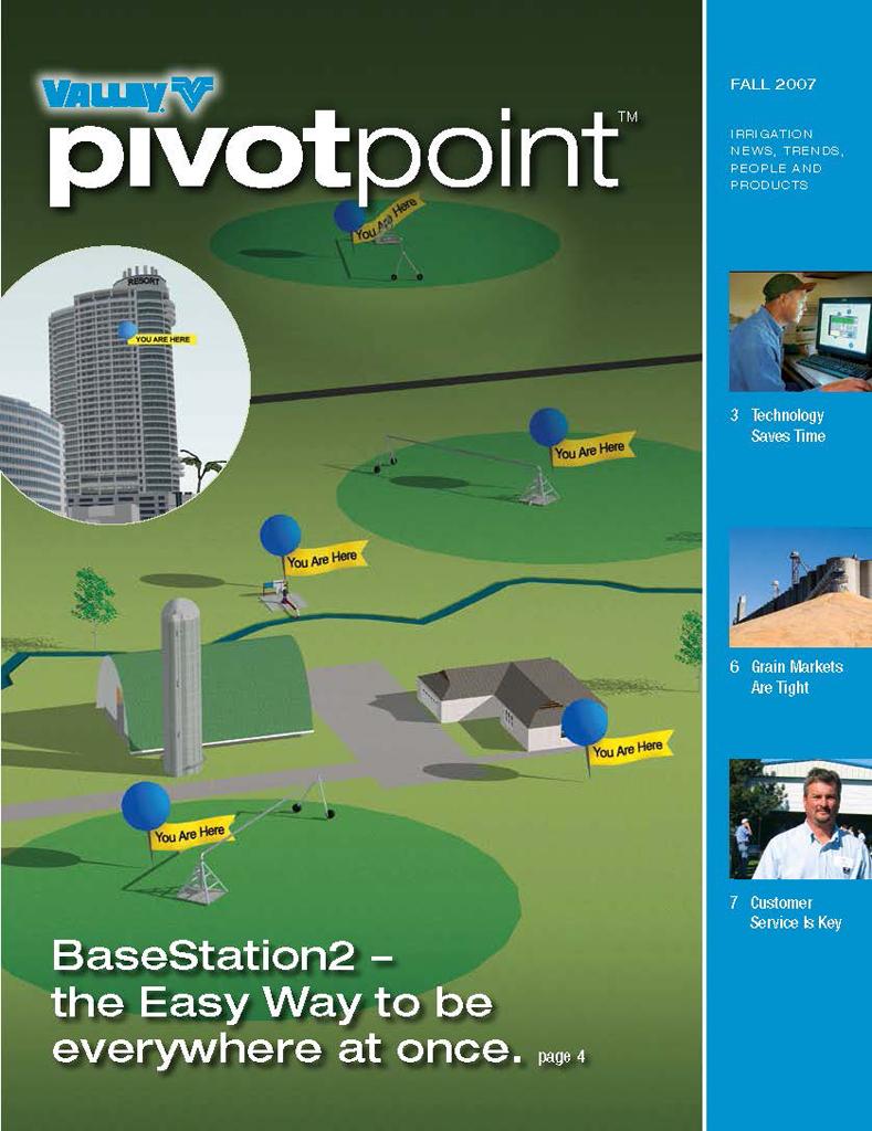 Valley PivotPoint Newsletter Fall 2007