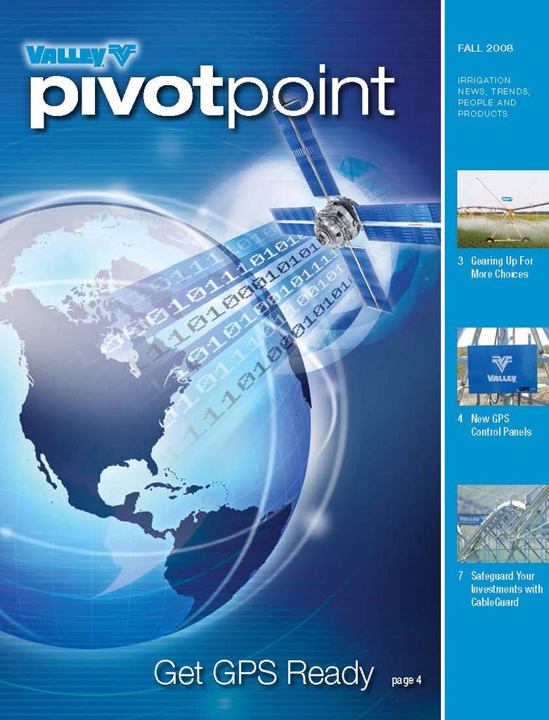 Valley PivotPoint Newsletter Fall 2008